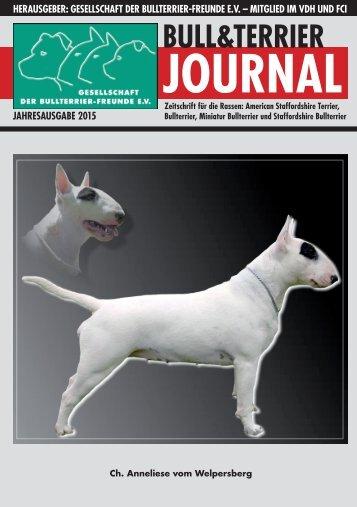 Bull Terrier Journal 2015