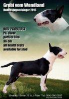 Bull Terrier Journal 2015 - Seite 2