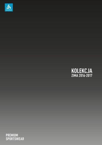 ODLO ZIMA 2016/16 - KOLEKCJA POLSKA