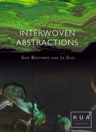 INTERWOVEN ABSTRACTIONS