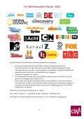 CIM TV Top 100 best bekeken programma's 2015 Noord - Page 2