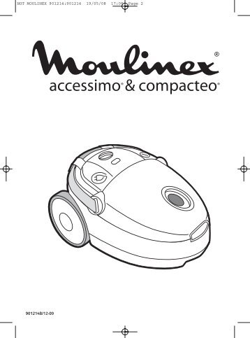 Moulinex accessimo noir/fushia - MO151501 - Modes d'emploi accessimo noir/fushia Moulinex
