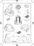 Moulinex compacteo cyclonic noir/fushia - MO453901 - Modes d'emploi compacteo cyclonic noir/fushia Moulinex - Page 3