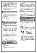 Moulinex bouilloire subito inox/noir - BY530D30 - Modes d'emploi bouilloire subito inox/noir Moulinex - Page 5
