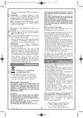 Moulinex aspirateur a main extenso cyclonic fushia - MX466301 - Modes d'emploi aspirateur a main extenso cyclonic fushia Moulinex - Page 5