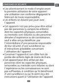 Moulinex bouilloire subito noir/fushia - BY540H10 - Modes d'emploi bouilloire subito noir/fushia Moulinex - Page 3