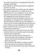 Moulinex bouilloire subito noir/fushia - BY540H10 - Modes d'emploi bouilloire subito noir/fushia Moulinex - Page 4