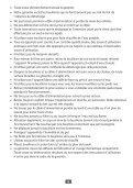 Moulinex bouilloire subito noir/fushia - BY540H10 - Modes d'emploi bouilloire subito noir/fushia Moulinex - Page 6
