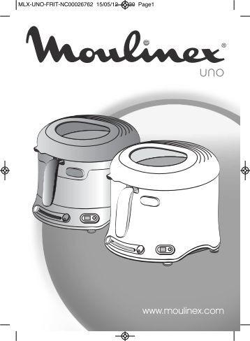 Conseils pour une bonne f - Friteuse moulinex uno m blanc ...