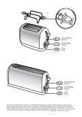 Moulinex SUBITO - TL176130 - Modes d'emploi SUBITO Moulinex - Page 3