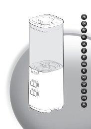 Moulinex Blender Fruit Sensation - LM142A26 - Modes d'emploi Blender Fruit Sensation Moulinex