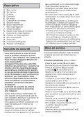 Moulinex hachoir la moulinette - DPA241 - Modes d'emploi hachoir la moulinette Moulinex - Page 5