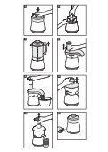 Moulinex hachoir la moulinette blanc - DPA141 - Modes d'emploi hachoir la moulinette blanc Moulinex - Page 4