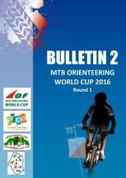 MTB ORIENTEERING WORLD CUP 2016