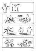 Ikea BJURSTA / TERJE table et 2 chaises - S79010652 - Plan(s) de montage - Page 2