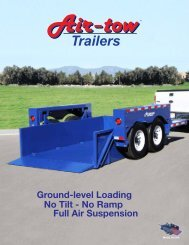 Airtow Trailers 2016 Brochure