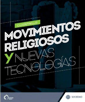 'Religión y nuevas tecnologías', publicación gratuita