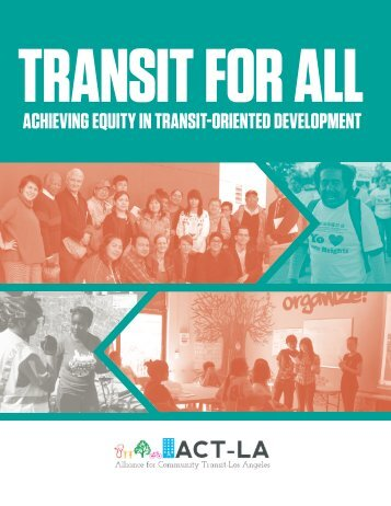 TRANSIT FOR ALL
