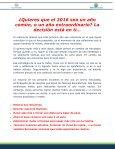 COACHING PARA TU ÉXITO EN EL 2016 - Page 3
