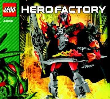 Lego FURNO XL - 44000 (2013) - Rocka XL BI 3017 / 40 - 65g -44000 V.39