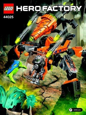 Lego BULK DRILL MACHINE - 44025 (2014) - FURNO JET MACHINE BI 3022/32-65G 44025 V29
