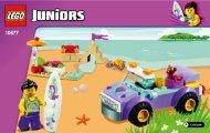 Lego Beach Trip - 10677 (2015) - Pony Farm BI 3003/24 - 10677 V29