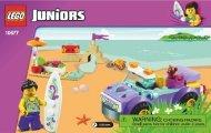 Lego Beach Trip - 10677 (2015) - Pony Farm BI 3003/24 - 10677 V39