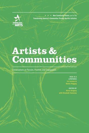 Artists & Communities
