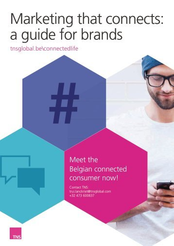 Marketing that connects a guide for brands