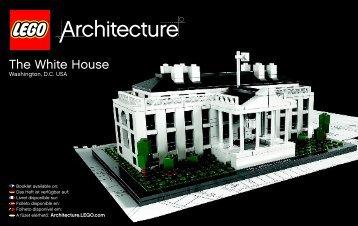 Lego The White House - 21006 (2010) - Willis Tower BI 3004/72+4/115+150 21006 V29