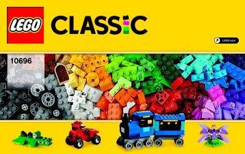 Lego LEGO® Medium Creative Brick Box - 10696 (2015) - LEGO® Creative Building Box BI 3004 60 - 10696 V29