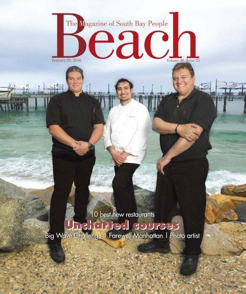 Beach Magazine Jan 2016
