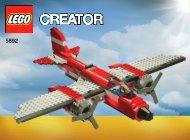 Lego Sonic Boom - 5892 (2010) - Apple Tree House BI 3006/64 - 5892 V29 2/3