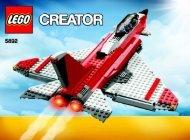 Lego Sonic Boom - 5892 (2010) - Apple Tree House BI 3006/80+4 - 5892 V39 1/3