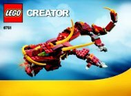 Lego Fiery Legend - 6751 (2009) - Mini Off-roader BI 3006/48 - 6751 2/3