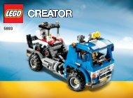 Lego Offroad Power - 5893 (2010) - Apple Tree House BI 3006/80+4 - 5893 V39 3/4