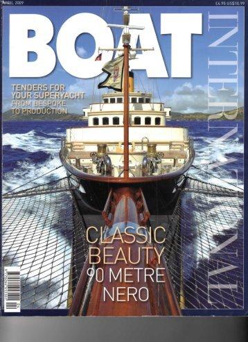 crew - Yacht Thalia