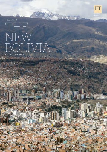 The New Bolivia