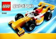 Lego Super Racer - 31002 (2012) - Year of the snake BI 3010/48-65G, 31002 v39 1 AF 2