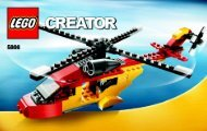 Lego Rotor Rescue - 5866 (2009) - Transport Truck BI 3004/44 - 5866 v29 1/2