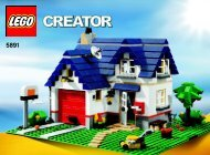 Lego Apple Tree House - 5891 (2010) - Apple Tree House BI 3006/72+4 - 5891 v29 1/3