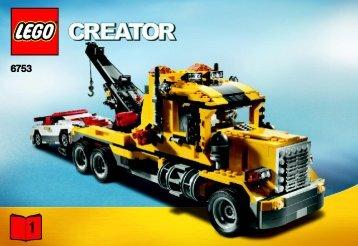 Lego Highway Transport - 6753 (2009) - Mini Off-roader BI 3008/64 - 6753 4/5