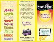 Fresh Island Recipe Book - UPDATED FINAL