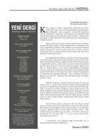 YENİ DERGİ EYLÜL-EKİM - Page 2