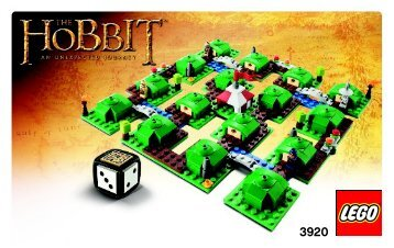 Lego The Hobbit: An Unexpected Journey - 3920 (2012) - Star Wars™: The Battle of Hoth™ BI 3004/32 -3920 IN