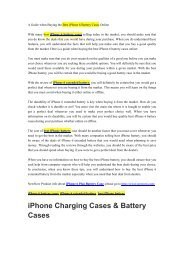 A Guide when Buying the Best iPhone 6 Battery Cases Online-NewNow-0122