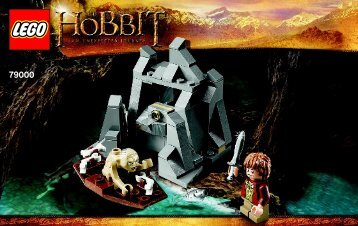 Lego Riddles for The Ring - 79000 (2012) - The Tower of Orthanc BI 3003/24 - 79000 V39