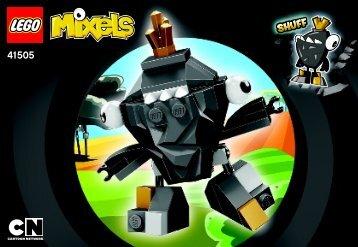 Lego Shuff - 41505 (2014) - Flain BI 3001/20, 41505, V29