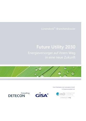 Future Utility 2030