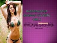 Best Independent Mumbai Escorts Services by Saumya Giri